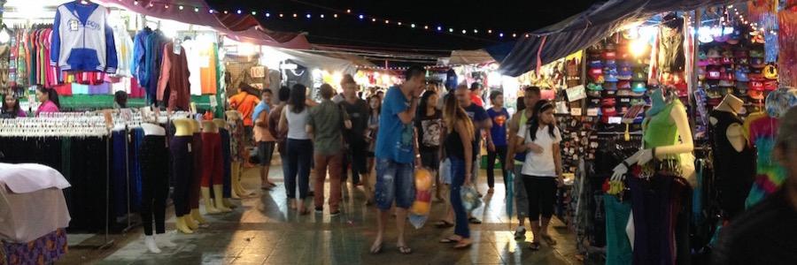 Nachtmarkt Chaweng Beach