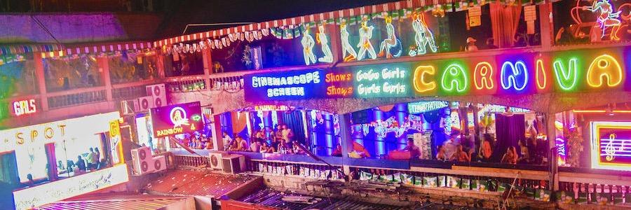 Nana Plaza Bars Bangkok