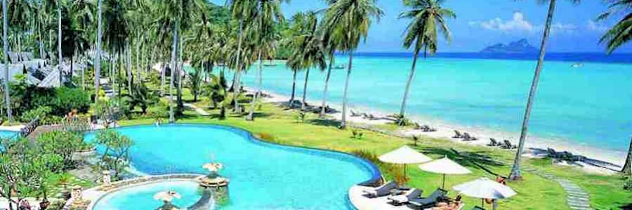 Outrigger Resort Loh Bagao Beach Koh Phi Phi Don