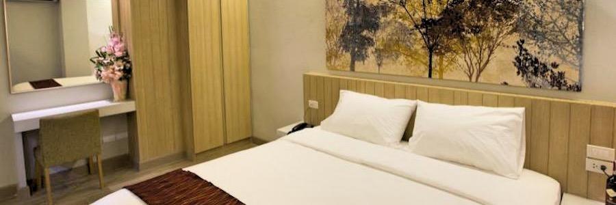 P72 Hotel Pattaya Walking Street