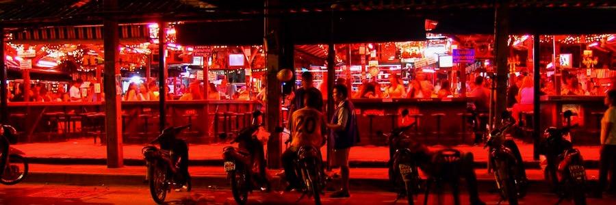 Pattaya Beer Bars Nachtleben