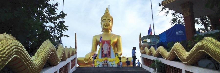 Pattaya Sehenswürdigkeiten Big Buddha
