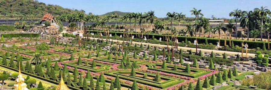Pattaya Sehenswürdigkeiten Nong Nooch Garden