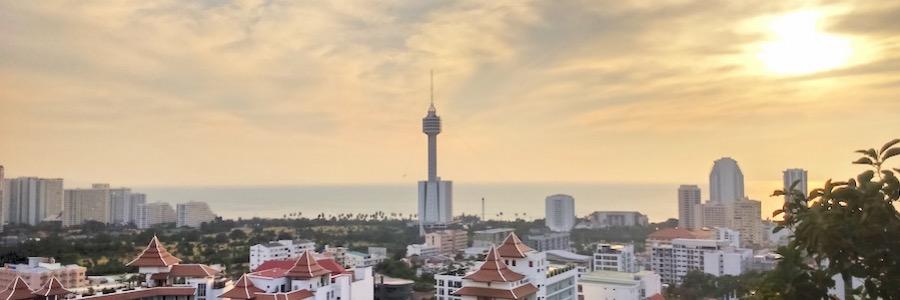 Pattaya Sehenswürdigkeiten Pattaya Tower