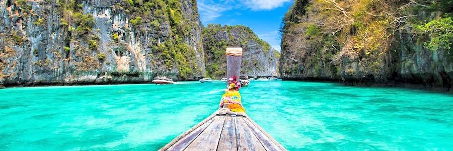 Pileh Bay Koh Phi Phi Leh Bucht