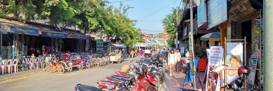 Pub Street Siem Reap Tag