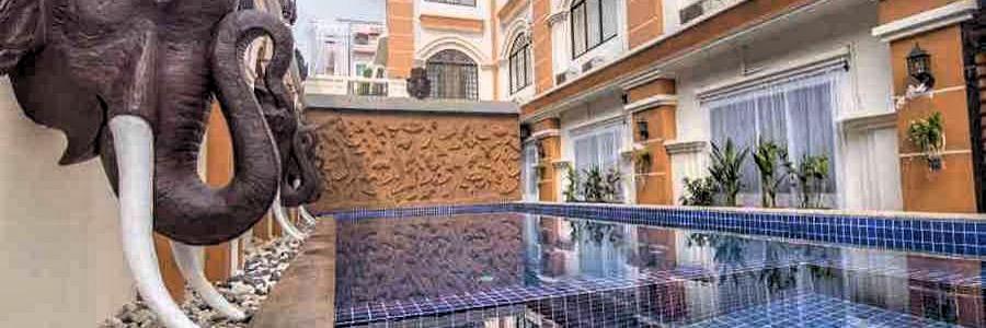 Reaksmey Canreas Hotel Siem Reap Pub Street Cambodia