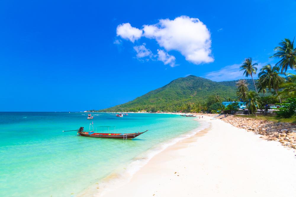 Schnorcheln Koh Phangan Thailand