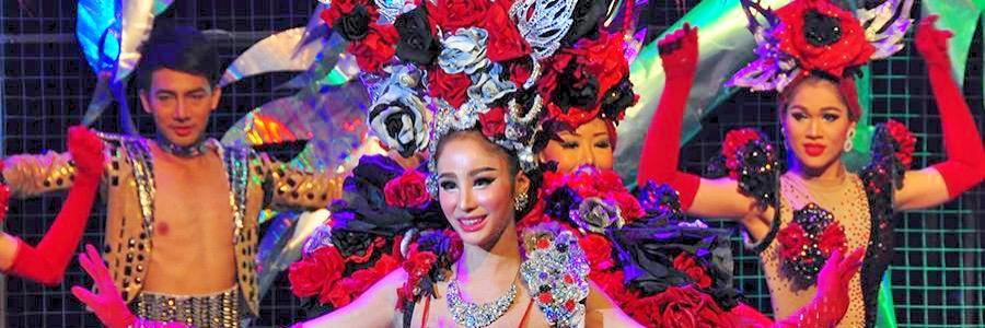 Sehenswürdigkeiten Pattaya Cabaret Show