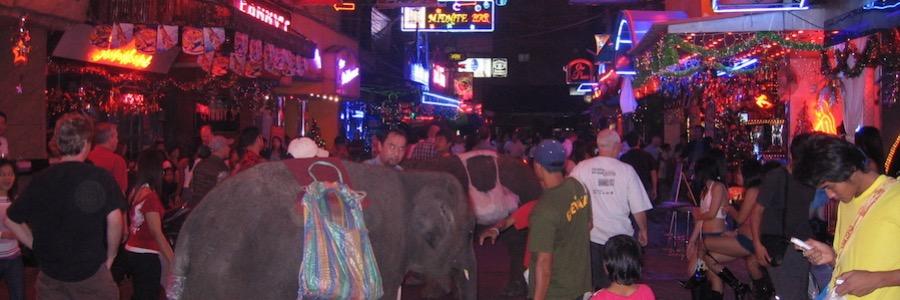 Soi Cowboy Bangkok Nachtleben 2005