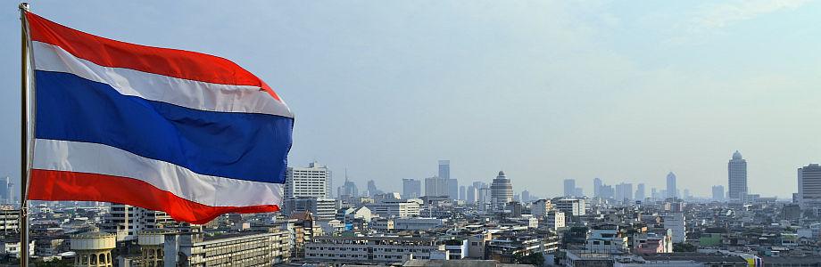 Thai Fahne Bangkok