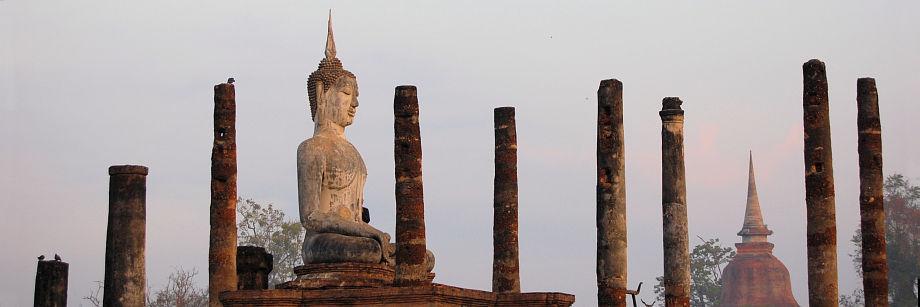 Thailand Ruinen