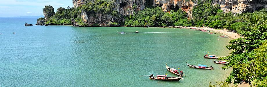 Thailand Tonsai Bucht