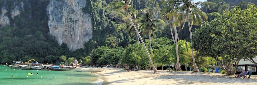 Ton Sai Beach Koh Phi Phi