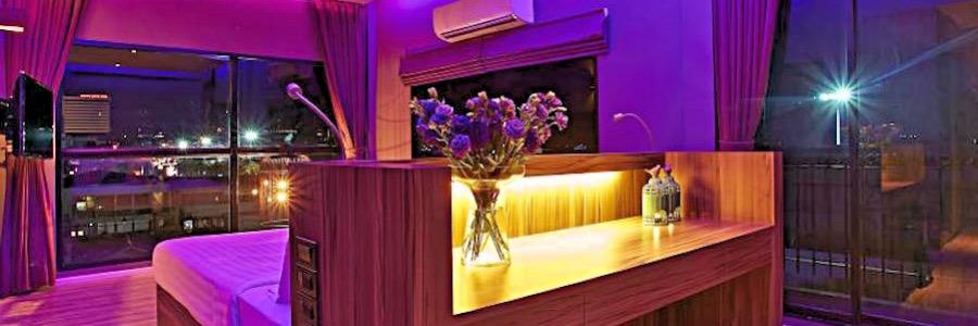 Tweet Tweet Nest Hotel Pattaya Soi 7 Soi 8