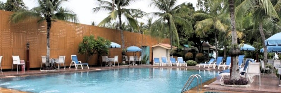 Twin Palms Resort Pattaya Beach Road