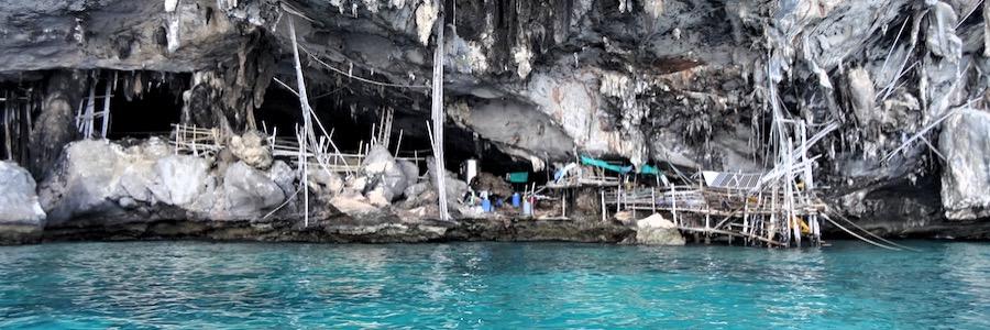 Viking Cave Koh Phi Phi Leh