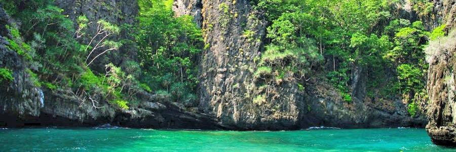 Wang Long Cave Koh Phi Phi Thailand