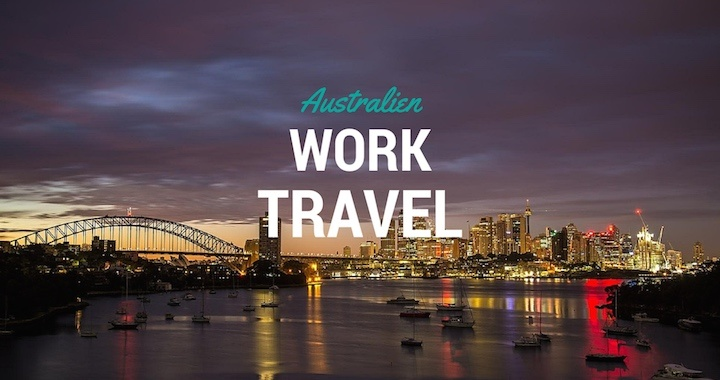 Work and Travel Australien