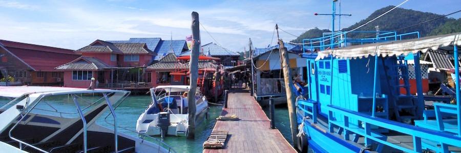 Bang Bao Pier Koh Chang