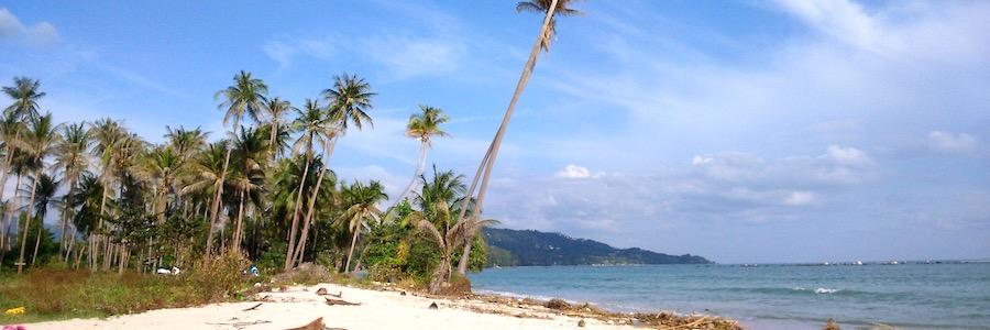 Bang Kao - Laem Sor Beach Koh Samui