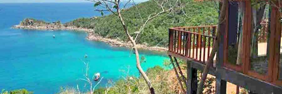 Blue Heaven Rsort Aow Leuk Koh Tao Thailand