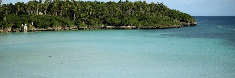 Cebu Bucht Gutes Wetter Philippinen
