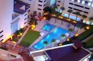 Cebu Stadtapartment