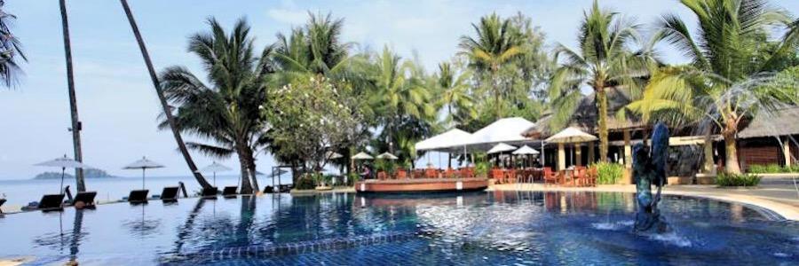 Centara Tropicana Resort Hotel Klong Prao Koh Chang