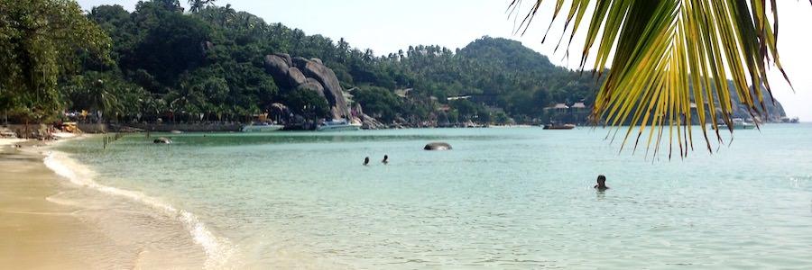 Chalok Beach Koh Tao Thailand