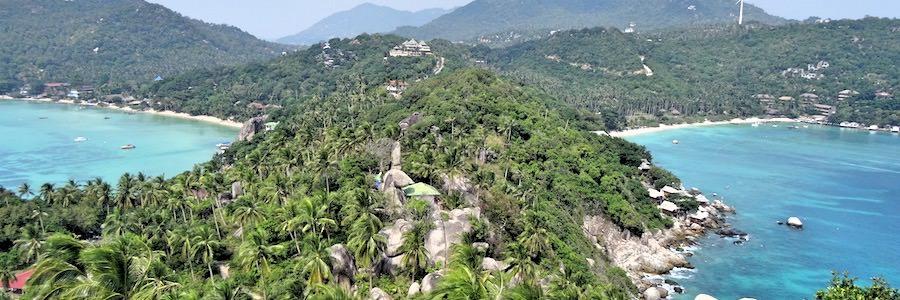 John Suwan Viewpoint Koh Tao Thailand