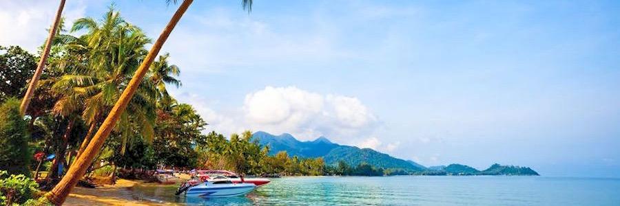 Klong Prao Beach Koh Chang Thailand