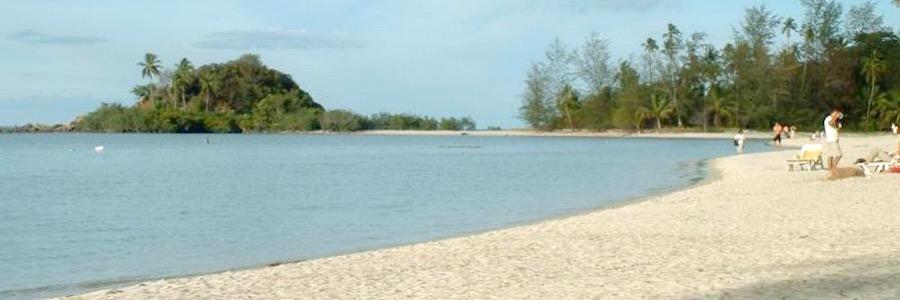 Koh Samui Choeng Mon Beach