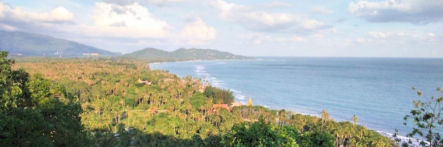Laem sor Pagoda Viewpoint Koh Samui