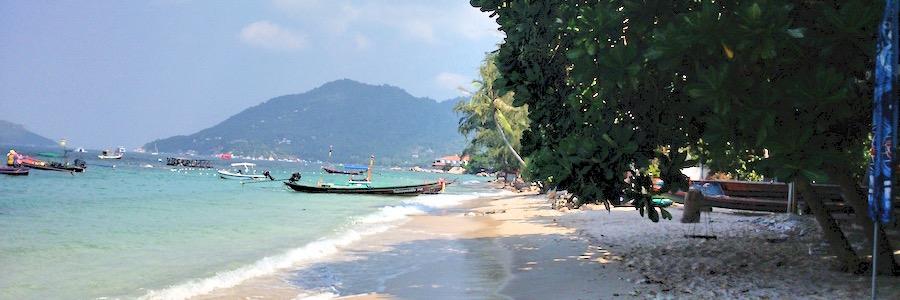 Mae Haad Beach Koh Tao Thailand