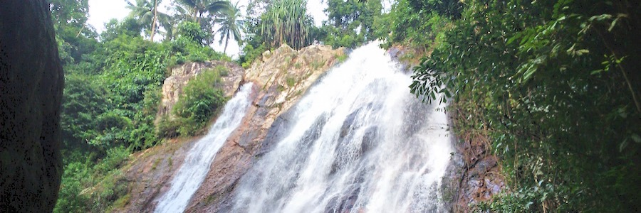 Na Mueang Waterfall Koh Samui Sehenswürdigkeiten