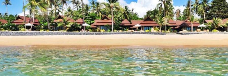 Nora Beach Resort und Spa Chaweng Koh Samui Thailand