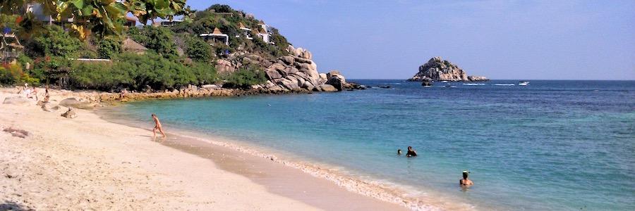 Sai Daeng Beach Koh Tao Thailand