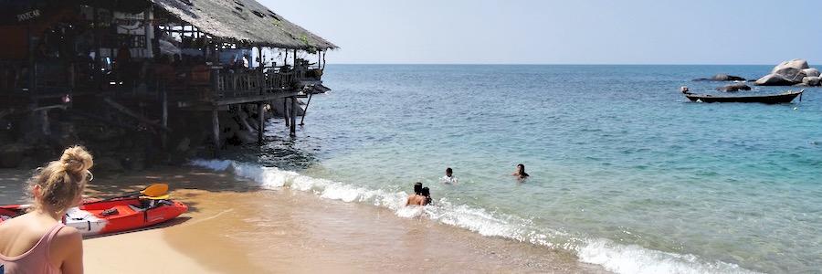 Sai Nuan Beach Koh Tao Thailand