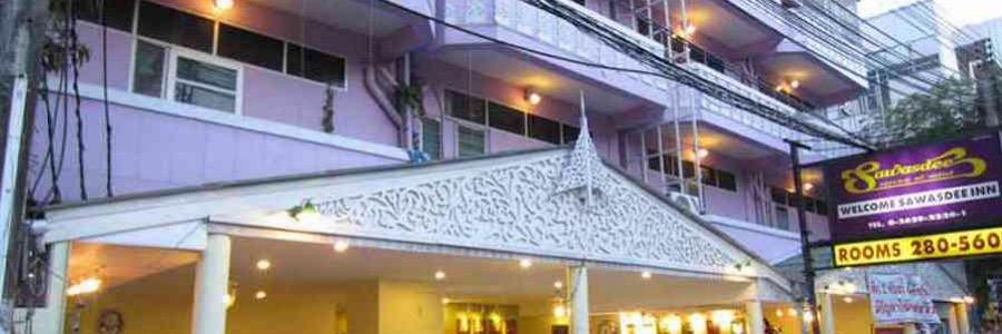Sawasdee Welcome Inn Hotel Rambuttri Alley Bangkok