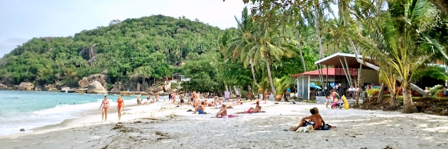 Silver-Beach Koh Samui 2014 Sehenswürdigkeiten