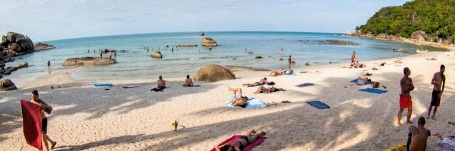 Silver Beach Koh Samui Thialand