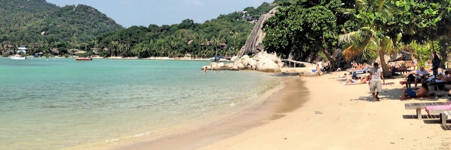 Taa Toh Beach Koh Tao Thailand
