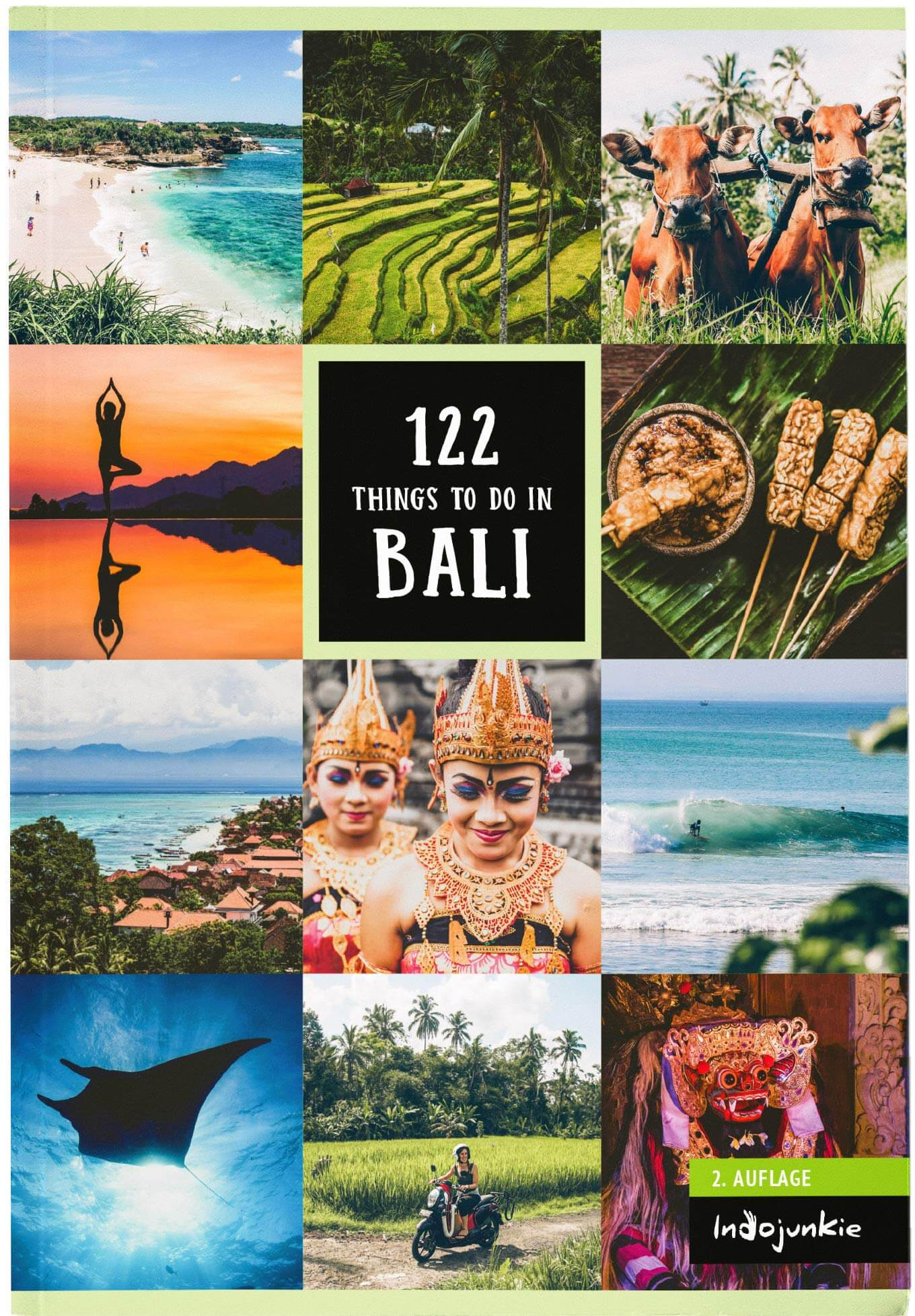 122 Things to Do in Bali 2. Auflage