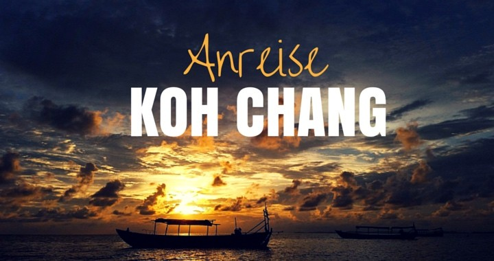 Anreise Koh Chang