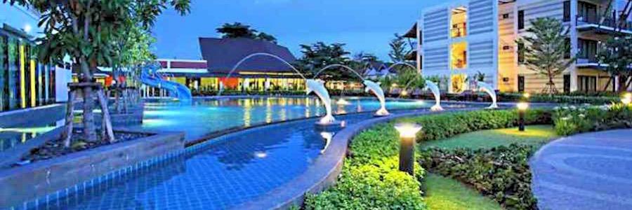 Bang Saen Heritage Hotel Chonburi