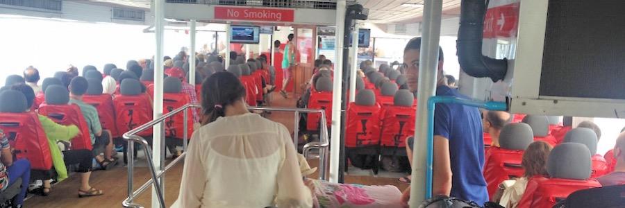 Fähre Thailand