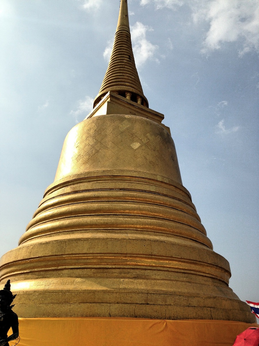 Kuppel Wat Saket