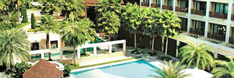 The Tide Resort Hotel Bang Saen Beach Chonburi