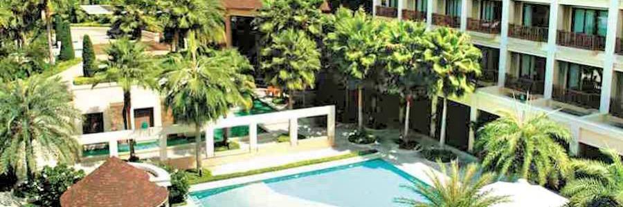 The Tide Resort Hotel Bang Saen Beach Chonburi
